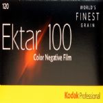 Kodak Ektar 100 iso  120 roll Colour Print Camera Film